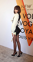 NEW YORK, NY October 26, 2017 Zendaya attend  Volez Voguez Voyagez x Louis Vuitton - Exhibition Preview at the Former America Stock Exchanging Build in New York October 26,  2017. Credit:RW/MediaPunch /NortePhoto.com