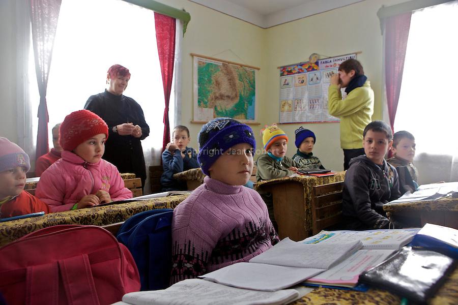 village de Nissipitu école
