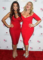 BEVERLY HILLS, CA, USA - MAY 31: Rosa Blasi, Lisa Ann Walter at the 10th Anniversary What A Pair! Benefit Concert to support breast cancer research and education programs at the Cedars-Sinai Samuel Oschin Comprehensive Cancer Institute at the Saban Theatre on May 31, 2014 in Beverly Hills, California, United States. (Photo by Celebrity Monitor)
