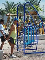 Rio de Janeiro(RJ) 28.06.2012. Parque Madureira/Movimentação. Movimentação no Parque Madureira hoje dia (28.06),no Bairro de Madureira,Zona Norte do Rio de Janeiro.Foto:ARION MARINHO/BRAZIL PHOTO PRESS.