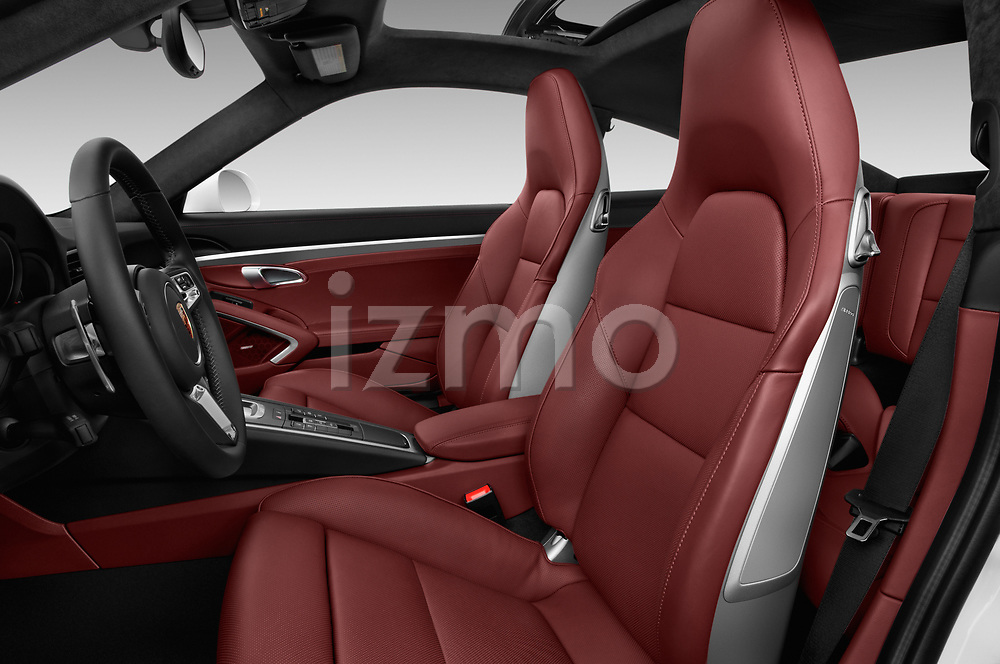 Front seat view of a 2018 Porsche 911 Carrera S 2 Door Coupe front seat car photos