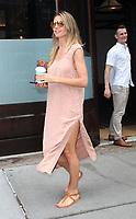 NEW YORK, NY July 06: Heidi Klum seen in New York City on July 06, 2018. <br /> CAP/MPI/RW<br /> &copy;RW/MPI/Capital Pictures