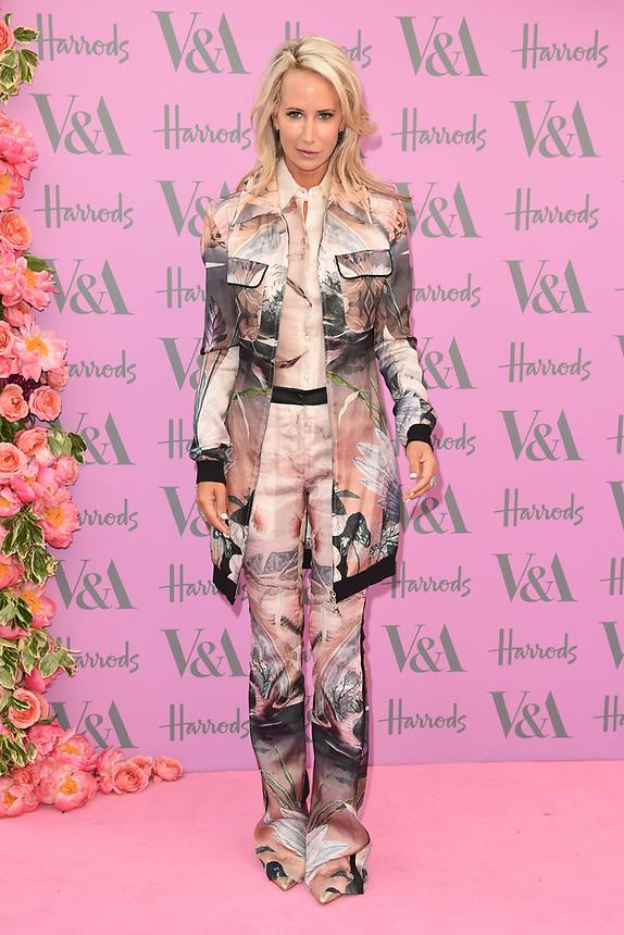 Lady Victoria Hervey<br /> arriving for the V&A Summer Party 2018, London<br /> <br /> ©Ash Knotek  D3410  20/06/2018