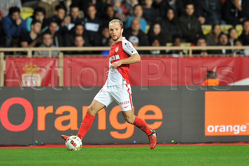 26.11.2016. Monaco, France. French League 1 football. Monaco versus Marseille.  VALERE GERMAIN (asm)