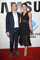 www.acepixs.com<br /> November 2, 2017  New York City<br /> <br /> Rob Thomas and Marisol Thomas attending the Samsung Charity Gala on November 2, 2017 in New York City.<br /> <br /> Credit: Kristin Callahan/ACE Pictures<br /> <br /> <br /> Tel: 646 769 0430<br /> Email: info@acepixs.com