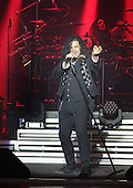 Trans-Siberian Orchestra - vocalist Russell Allen of Symphony X - Performing live at the O2 Apollo in Manchester UK - 10 Jan 2014.  Photo credit: Salkura Henderson/IconicPix
