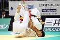 (L to R) Hirotaka Kato (JPN), Masashi Nishiyama (JPN), .May 13, 2012 - Judo : .All Japan Selected Judo Championships, Men's -90kg class Final .at Fukuoka Convention Center, Fukuoka, Japan. .(Photo by Daiju Kitamura/AFLO SPORT) [1045]