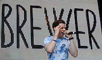Nick Brewer performs during The New Look Wireless Music Festival at Finsbury Park, London, England on Saturday 04 July 2015. Photo by Andy Rowland.