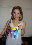 """One Life To Live Kerry Butler stars in the musical """"Catch Me If You Can"""" on June 12, 2011 at the Neil Simon Theatre, New York City, New York. (Photo by Sue Coflin/Max Photos)"""