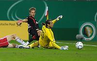 25.10.2011 DFB Pokal 2. Runde - RB Leipzig : FC Augsburg