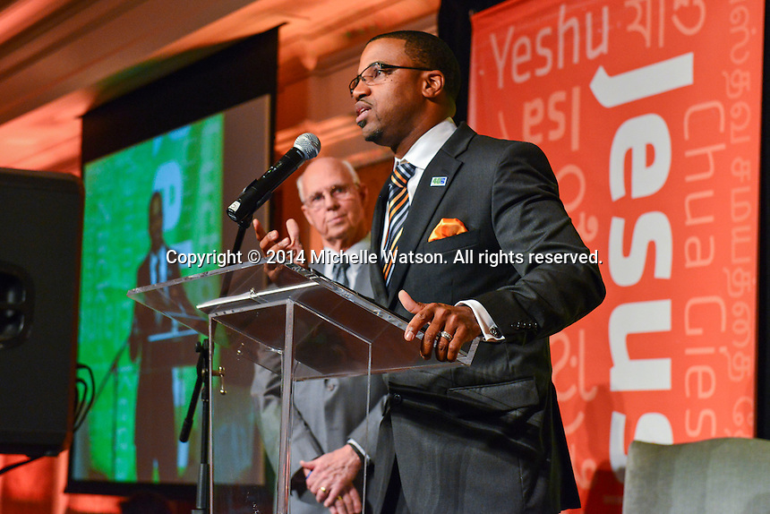Young Life Gala with guest speaker University of Texas