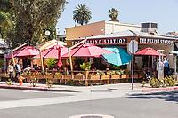 The Filling Station Cafe