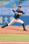 Ikuya Kikuchi, AUGUST 4, 2015 - Baseball : All Japan Little-Senior Baseball Championship final match between Omiya senior 7-3 Edogawa Chuo senior at Jingu stadium in Tokyo, Japan. (Photo by Yusuke Nakanishi/AFLO SPORT)