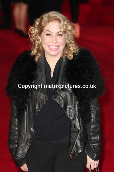 NON EXCLUSIVE PICTURE: MATRIXPICTURES.CO.UK<br /> PLEASE CREDIT ALL USES<br /> <br /> WORLD RIGHTS<br /> <br /> American singer Brix Smith attending the premiere of Jack Ryan: Shadow Recruit, at Vue Cinema in Leicester Square, London.  <br /> <br /> JANUARY 20th 2014<br /> <br /> REF: GBH 14317