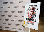 """Travesties"" Meets The Press on March 6, 2018 at the Roundabout Theatre in New York City."