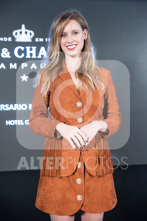 Manuela Velles In MOËT & CHANDON presents the global celebration project of the 150th anniversary of Moet in the hands of its protagonists<br /> November 13, 2019. <br /> (ALTERPHOTOS/David Jar)