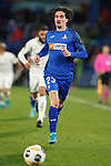 Getafe CF's Jason Remeseiro during UEFA Europa League match. December 12,2019. (ALTERPHOTOS/Acero)