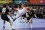 Vujovic vs Tej. TUNISIA vs MONTENEGRO: 27-25 - Preliminary Round - Group A