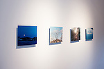 Tokyo, June 27 2012 -   Japanese photographer Rinko Kawauchi's exhibition about March 2011 tsunami in Northern Japan.
