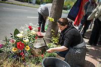 2016/05/05 Berlin | Mahnwache für Burak Bektas