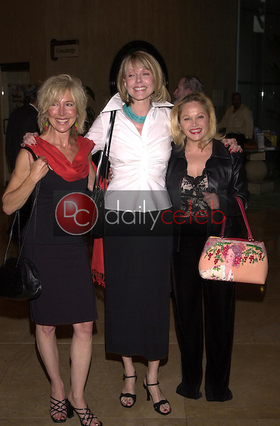 Lin Shaye, Susan Blakely and Charlene Tilton