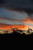 BOGOTA -COLOMBIA. 29-01-2015: Atardecer en Bogota. / Sunset in Bogota. Photo: VizzorImage / Luis Ramirez / Staff.