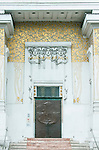Europe, Austria, Vienna, Secession Hall Entrance
