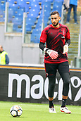 September 10th 2017, Olimpic Stadium, Rome, Italy; Serie A football league, Lazio versus AC Milan;   Gianluigi Donnarumma goalkeeper of Milan