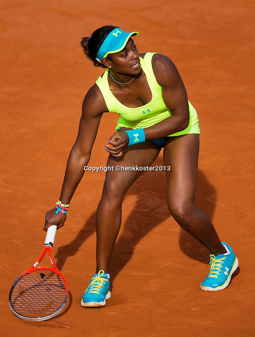03-06-13, Tennis, France, Paris, Roland Garros,  Sloane Stephens