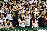 Tottenham Hotspur fans during the Friendly match between Kitchee SC and Tottenham Hotspur FC at Hong Kong Stadium on May 26, 2017 in So Kon Po, Hong Kong. Photo by Man yuen Li  / Power Sport Images