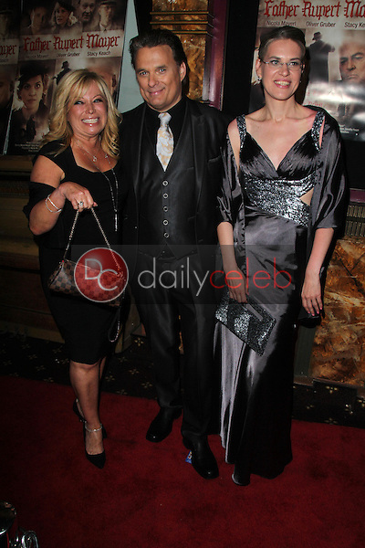 Gloria Kisel, Damian Chapa, Nicola Mayerl<br />