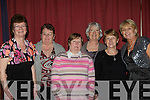 Staff from the Allegro Tralee at the DJ Curtin/Brendan Bowyer 50th anniversary concert in the INEC on Sunday night Josie Browne, Betty Roche, Rita O'Sullivan, Breda Pigott, Mary McCarthy and Marie Morrison
