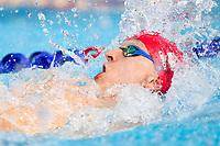 Picture by Alex Whitehead/SWpix.com - 10/04/2018 - Commonwealth Games - Swimming - Optus Aquatics Centre, Gold Coast, Australia - Jacob Leach of England.