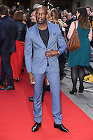 David Gyasi<br /> at the Empire magazine Film Awards 2016 held at the Grosvenor House Hotel, London<br /> <br /> <br /> ©Ash Knotek  D3100 20/03/2016