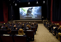 "LOS ANGELES, CA - MARCH 25: Atmosphere at the screening and panel discussion for National Geographic's ""The Long Road Home"" at the Harmony Gold Theater on March 25, 2018 in Los Angeles, California. (Photo by Frank Micelotta/NatGeo/PictureGroup)"