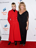 03 December 2018 - Beverly Hills, California - Melanie Griffith, Goldie Hawn. Equality Now's 4th Annual 'Make Equality Reality' Gala held at The Beverly Hilton Hotel. <br /> CAP/ADM/BT<br /> &copy;BT/ADM/Capital Pictures