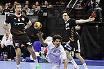 Roggisch vs Diego Simonet. GERMANY vs ARGENTINA: 31-27 - Preliminary Round - Group A