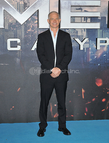 Hutch Parker at the &quot;X-Men : Apocalypse&quot; global fan screening, BFI Imax, Charlie Chaplin Walk, London, England, UK, on Monday 09 May 2016.<br /> CAP/CAN<br /> &copy;CAN/Capital Pictures /MediaPunch ***NORTH AMERICA AND SOUTH AMERICA ONLY***