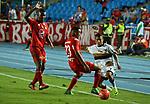América venció como local 2-0 a Atlético FC. Fecha 6 fase de grupos de la Copa Águila 2017.
