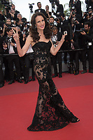 Andie MacDowell at the premiere for &quot;The Killing of a Sacred Deer&quot; at the 70th Festival de Cannes, Cannes, France. 22 May 2017<br /> Picture: Paul Smith/Featureflash/SilverHub 0208 004 5359 sales@silverhubmedia.com