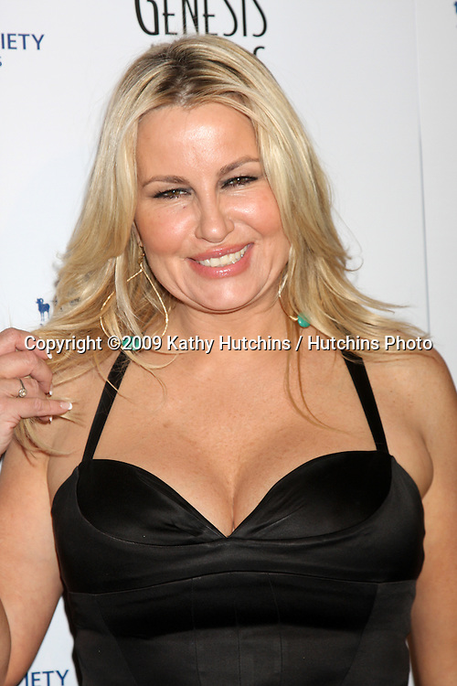 Jennifer Coolidge arriving at the Genesis Awads at the Beverly Hilton Hotel in Beverly Hills, CA  on March 28, 2009.©2009 Kathy Hutchins / Hutchins Photo....                .