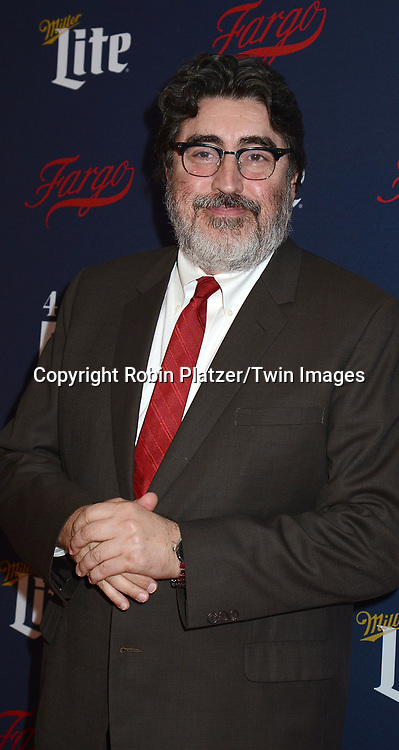 Alfred Molina attends FX's 2017 All-Star Upfront on  April 6, 2017 at SVA Theater in New York, New York, USA. <br /> <br /> photo by Robin Platzer/Twin Images<br />  <br /> phone number 212-935-0770