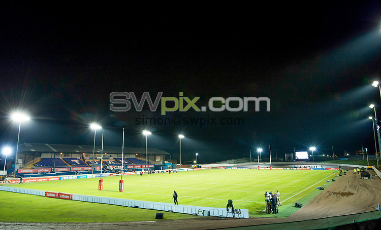 Picture by SWpix.com - Workington Community Stadium, Workington, England - Workington will play host to the Rugby League World Cup 2021.