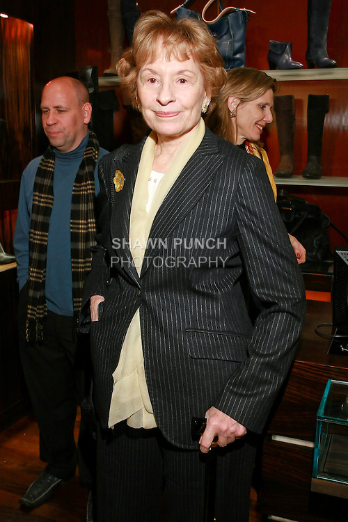 "Dawn Mello attends the Rebecca Moses ""A Life of Style"" book signing at Fratelli Rossetti Boutique, November 11, 2010."