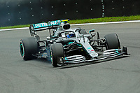 15th November 2019; Autodromo Jose Carlos Pace, Sao Paulo, Brazil; Formula One Brazil Grand Prix, Practice Day; Valtteri Bottas (FIN) Mercedes AMG F1 W10 - Editorial Use