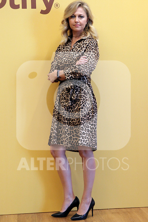 The general director of the south and east of Sportify Europe, Federica Tremolada, is seen during the Spanish Urban Music Event organized by Spotify on September 25, 2019 in Madrid, Spain.(ALTERPHOTOS/ItahisaHernandez)