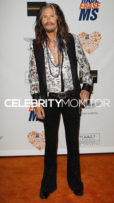 CENTURY CITY, CA, USA - MAY 02: Steven Tyler at the 21st Annual Race To Erase MS Gala held at the Hyatt Regency Century Plaza on May 2, 2014 in Century City, California, United States. (Photo by Celebrity Monitor)