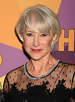 BEVERLY HILLS, CA - JANUARY 07: Actress Helen Mirren arrives at HBO's Official Golden Globe Awards After Party at Circa 55 Restaurant in the Beverly Hilton Hotel on January 7, 2018 in Los Angeles, California.