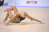 September 23, 2014 - Izmir, Turkey -  RITA MAMUN of Russia performs at 2014 World Championships.