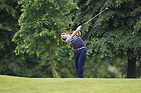 Alexander MacGregor (Addlington Court GC) on the 8th tee during Round 1 of the Titleist &amp; Footjoy PGA Professional Championship at Luttrellstown Castle Golf &amp; Country Club on Tuesday 13th June 2017.<br /> Photo: Golffile / Thos Caffrey.<br /> <br /> All photo usage must carry mandatory copyright credit     (&copy; Golffile | Thos Caffrey)
